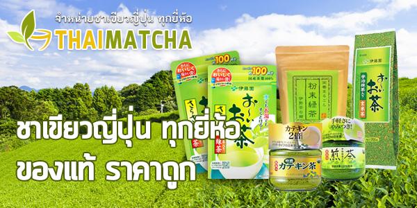 จำหน่าย ชาเขียวญี่ปุ่น ราคาถูก ทุกยี่ห้อ ชาเขียว ITOEN ราคาส่ง แนะนำ ชาเขียวมัทฉะ matcha greentea ประโยชน์ของชาเขียว